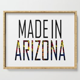 Made In Arizona Serving Tray