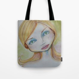Bella SASS Girl - Candy - SASS = Strong and Super Smart Tote Bag