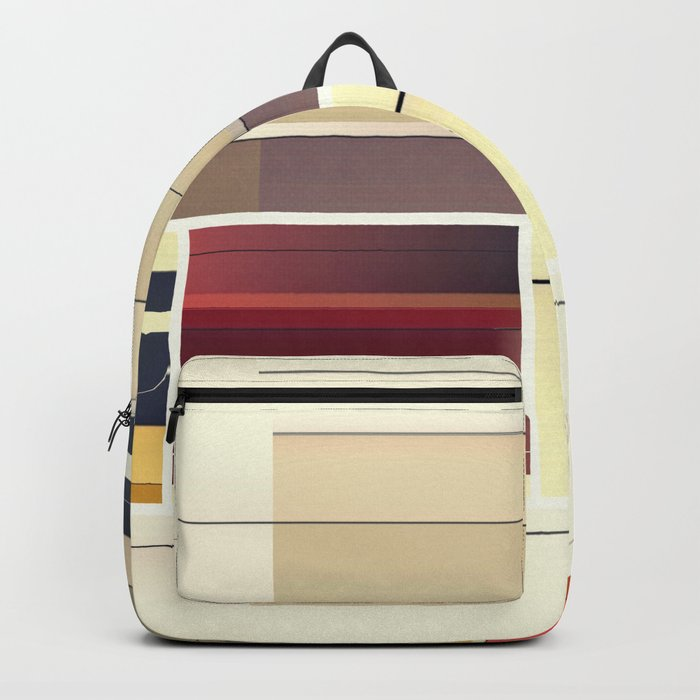SS/lines17 Backpack