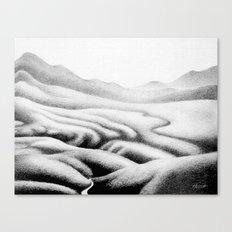 Gouland Downs 1 Canvas Print