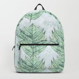 In the Green of now Backpack