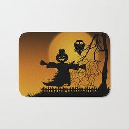 Spooky Halloween 5 Bath Mat