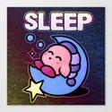 Kirby Sleep by likelikes
