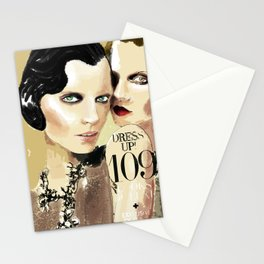 DRESS UP! 109 Stationery Cards