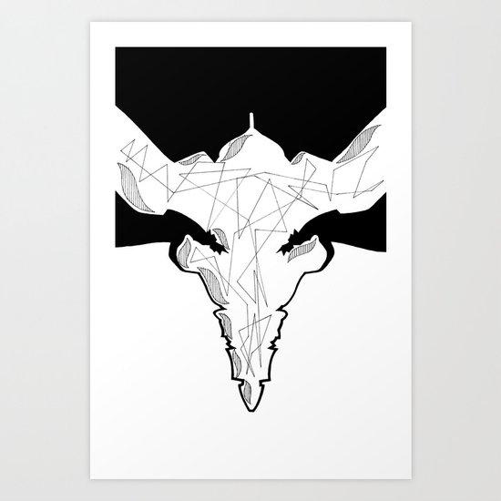 DAIMONION Art Print