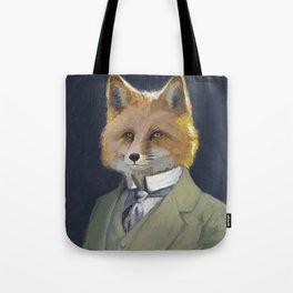 FOX FRIEND, by Frank-Joseph Tote Bag