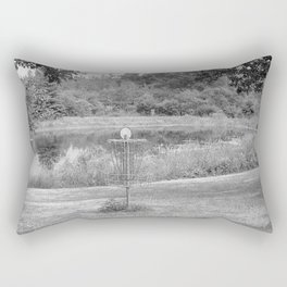 Wessel Pines Disc Golf Course Rectangular Pillow