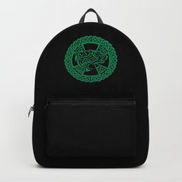Celtic Nature Polar Bear Backpack