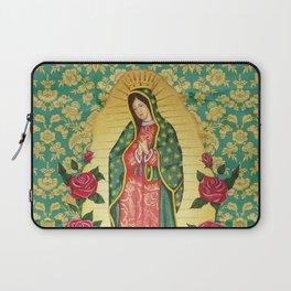 Nuestra Señora de Guadalupe Laptop Sleeve