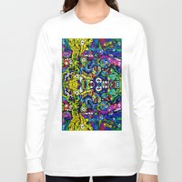 starry night Long Sleeve T-shirts featuring #STARRY #NIGHT by JOHNF