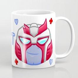 Transformers Animated Ratchet Coffee Mug