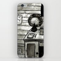 writing iPhone & iPod Skins featuring Writing space by piankaB