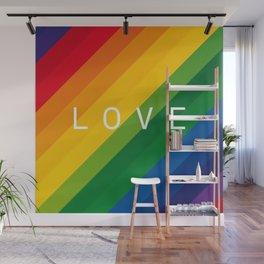 Simply Love Wall Mural