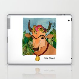 Frida Cowlo Laptop & iPad Skin