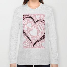 i love u Long Sleeve T-shirt