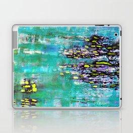 MULBERRY BARK(aqua) Laptop & iPad Skin