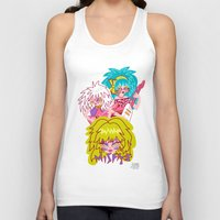 misfits Tank Tops featuring Misfits Jem and the Holograms by Lady Love