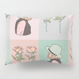 roulette Pillow Sham