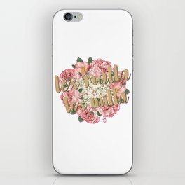 Blackthorn Family Motto iPhone Skin