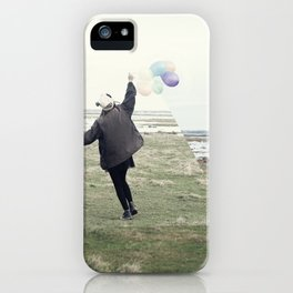 feel free iPhone Case