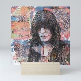 J. Ramone - I Wanna Be Sedated Mini Art Print