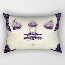 Double Vision Rectangular Pillow
