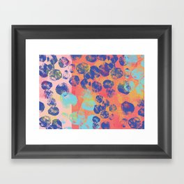 boulders2 Framed Art Print