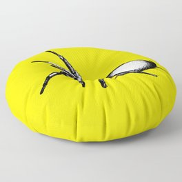 Sydney Funnel Web Floor Pillow