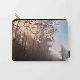 Misty North Point Scenery Carry-All Pouch