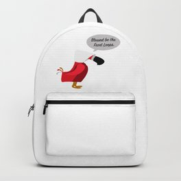 Blessed be the Froot Loops Backpack