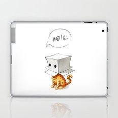 Cat in the Box 2 Laptop & iPad Skin