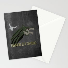Ganon is Coming Stationery Cards
