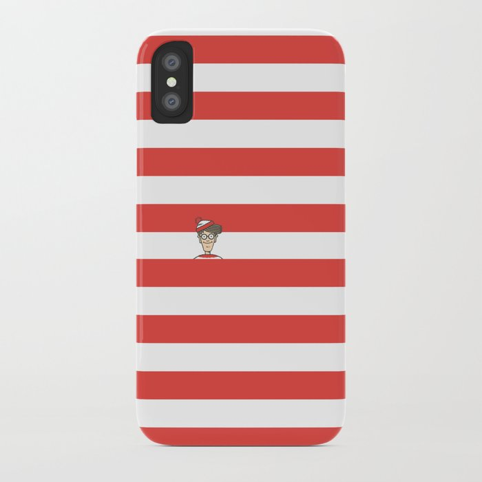 Dude.. I'm right here iPhone Case