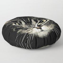A purrfect face! Floor Pillow