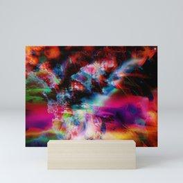 """Playing With Pixels"" Mini Art Print"