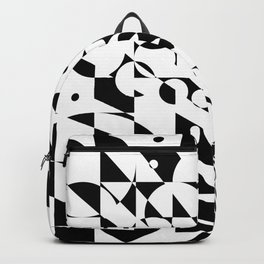 Fractured Structure Backpack