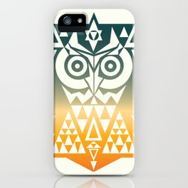 TRIANGOWL iPhone Case
