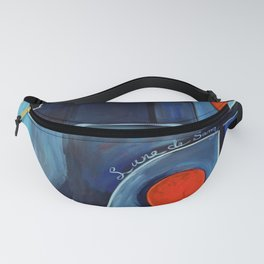 Blood Moon Fanny Pack