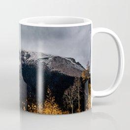 Yellow Tree Moutain Coffee Mug