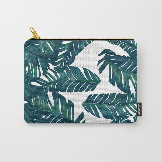 palm tree 4  Carry-All Pouch