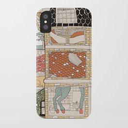 City of animamaly iPhone Case