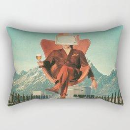 Enemy Rectangular Pillow
