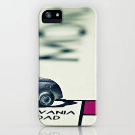 no...I'm the car iPhone Case