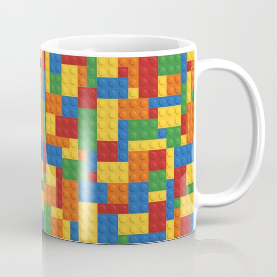how to make a lego coffee mug