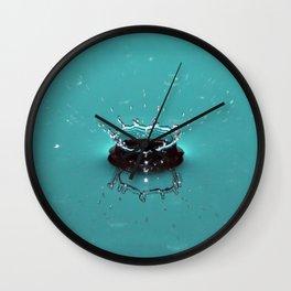Crowning Glory. Wall Clock