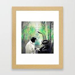 Birdman Framed Art Print