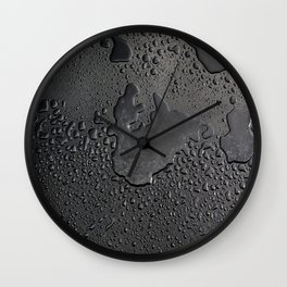 Blackness Wall Clock