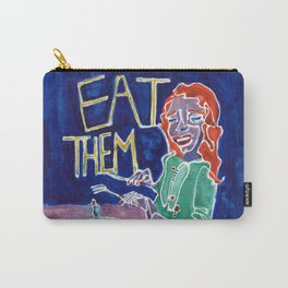 Eat Them Carry-All Pouch