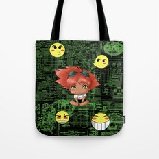 Chibi Edward Tote Bag