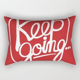 KEEP GO/NG Rectangular Pillow